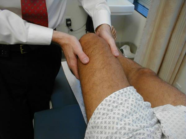 how to find popliteal pulse